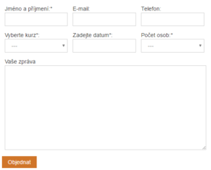 Tipy a triky pro plugin Contact Form7