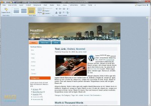 Tvorba šablony pro WordPress snadno a rychle