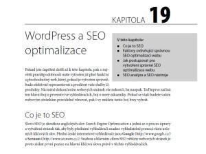 Nová kniha o WordPress již finišuje