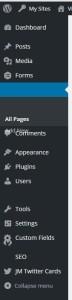 Máte problém s menu admin ve WordPress 4.3? Způsobuje jej chyba v Chrome 45
