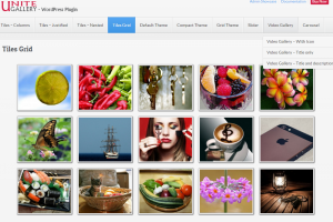 Unite Gallery – super responzivní fotogalerie pro WordPress
